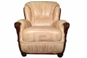 Кожаное кресло Crosier, цвет 86#