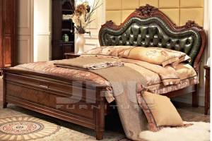 Спальня 8019 из массива ясеня