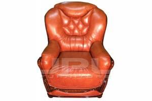 Кожаное кресло Maria, цвет 87#