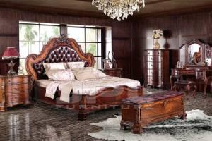 Спальня 2160S  из массива ясеня