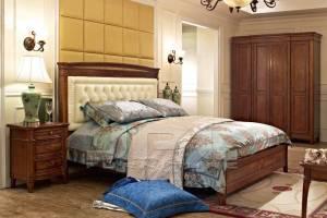 Спальня 8011S из массива ясеня
