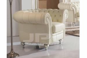 Кожаное кресло В-287