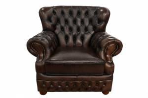Кожаное кресло Vermont, цвет 08#