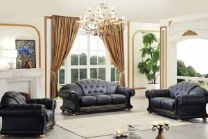 Кожаная мебель Versace, цвет 19#