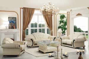 Кожаная мебель Versace, цвет 17#