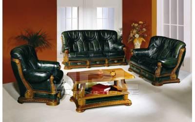 Кожаная мебель Oakman