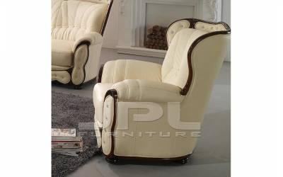 Кожаное кресло А-101
