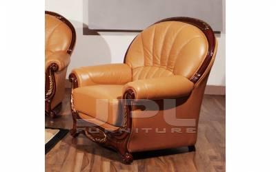 Кожаное кресло А-103