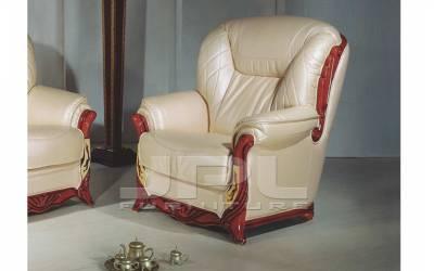 Кожаное кресло В-167