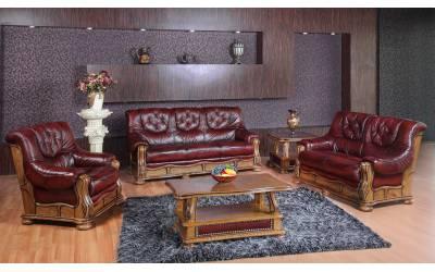 Кожаная мебель Cyprus
