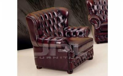 Кожаное кресло Vermont, цвет 10#