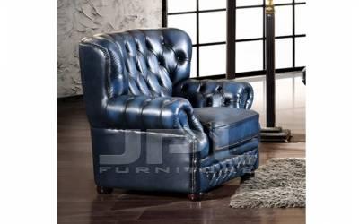 Кожаное кресло B-290